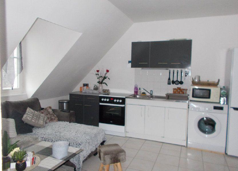 Appartement à louer 36.31m2 à Cuise-la-Motte