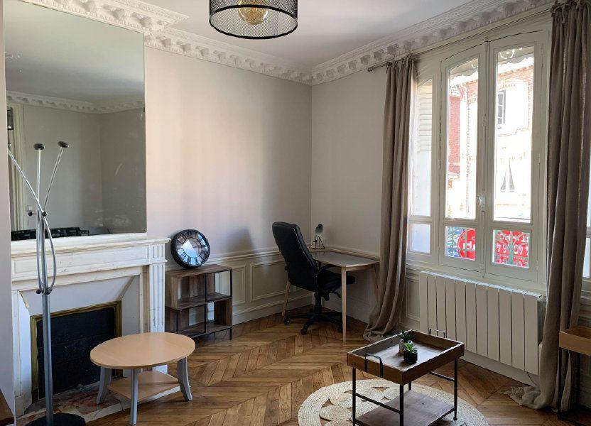 Appartement à louer 25.78m2 à Margny-lès-Compiègne