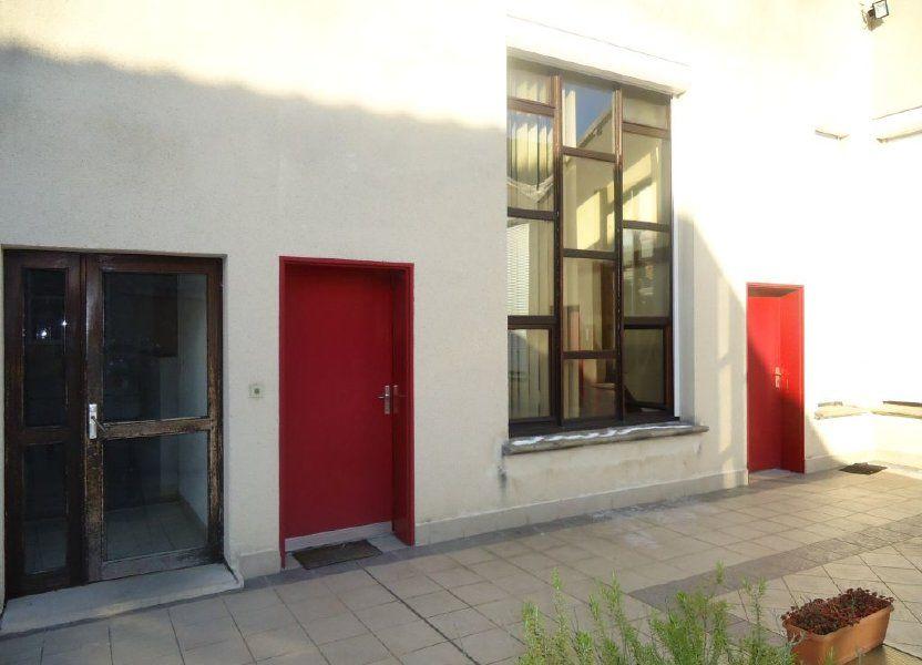 Appartement à louer 34.79m2 à Compiègne