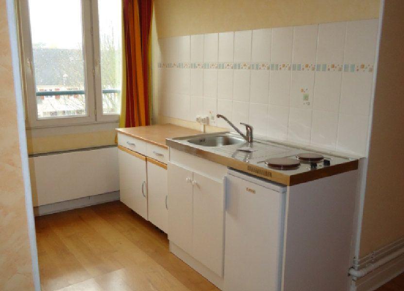 Appartement à louer 26.74m2 à Compiègne