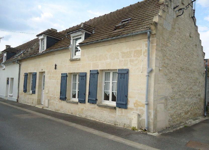 Maison à louer 116.27m2 à Rethondes