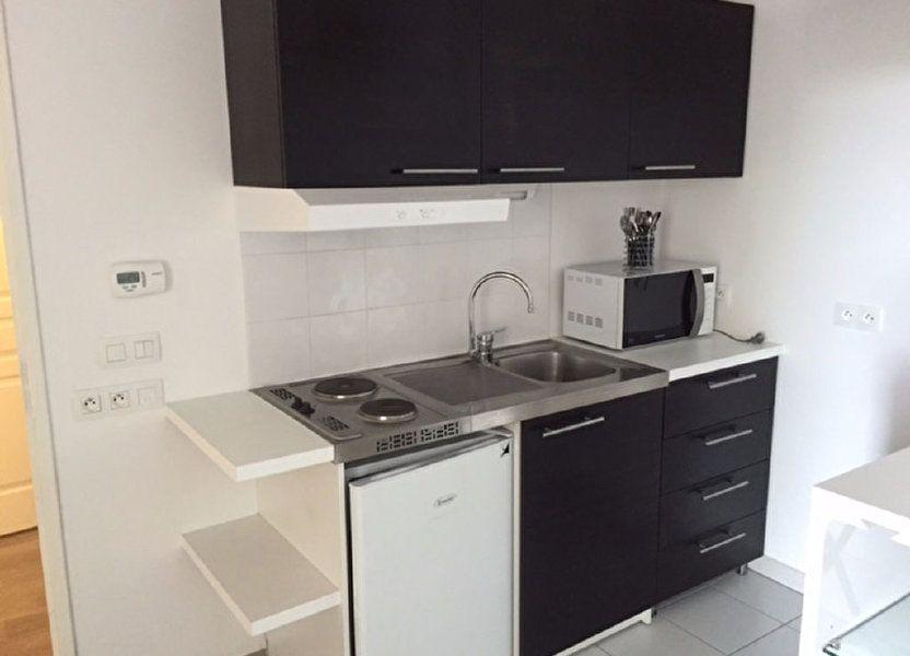 Appartement à louer 32.23m2 à Compiègne