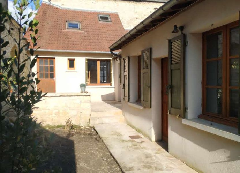 Maison à louer 123.84m2 à Compiègne