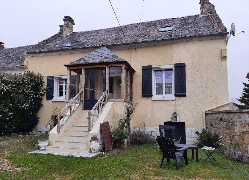 Maison à vendre 52.1m2 à Autrêches