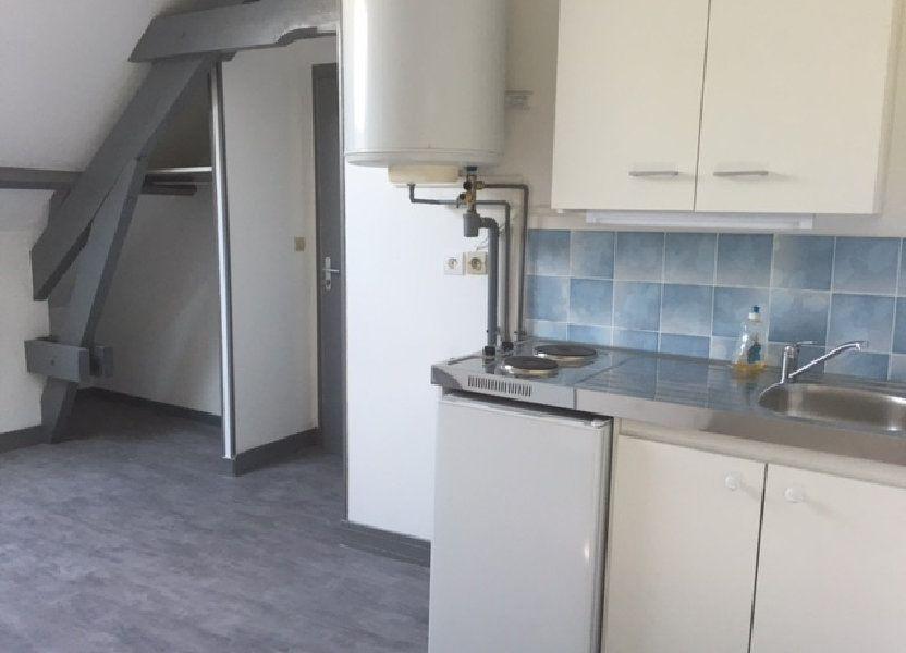Appartement à louer 18.65m2 à Compiègne
