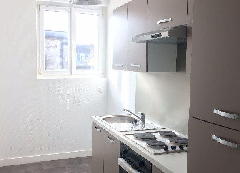 Appartement à louer 49.61m2 à Compiègne