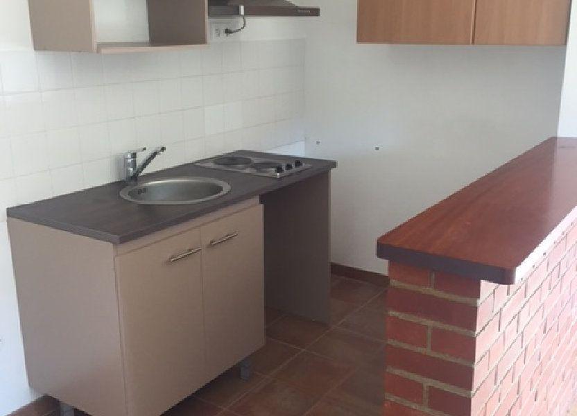 Appartement à louer 30.51m2 à Compiègne