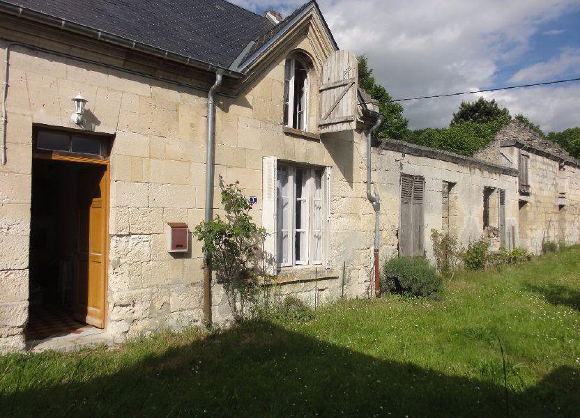 Maison à vendre 50m2 à Saint-Christophe-à-Berry