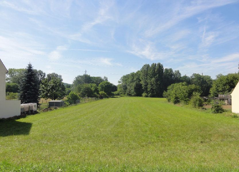 Terrain à vendre 873m2 à Berneuil-sur-Aisne