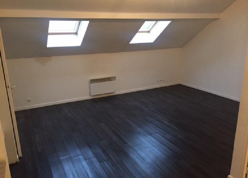 Appartement à louer 26.69m2 à Ribécourt-Dreslincourt