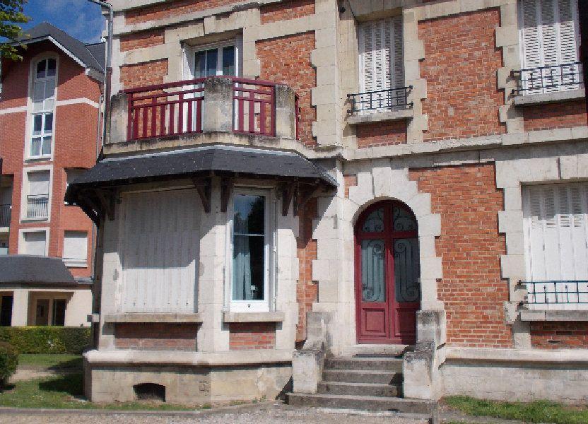 Appartement à louer 37.59m2 à Compiègne