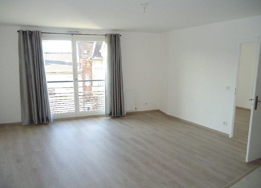 Appartement à louer 85.25m2 à Margny-lès-Compiègne