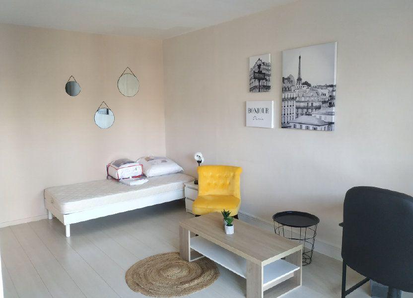 Appartement à louer 17.97m2 à Compiègne