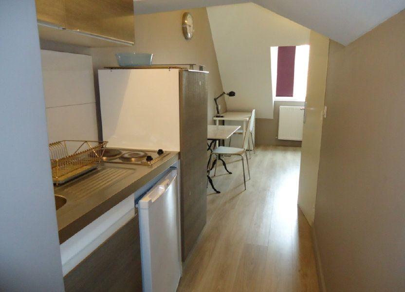 Appartement à louer 13.76m2 à Compiègne