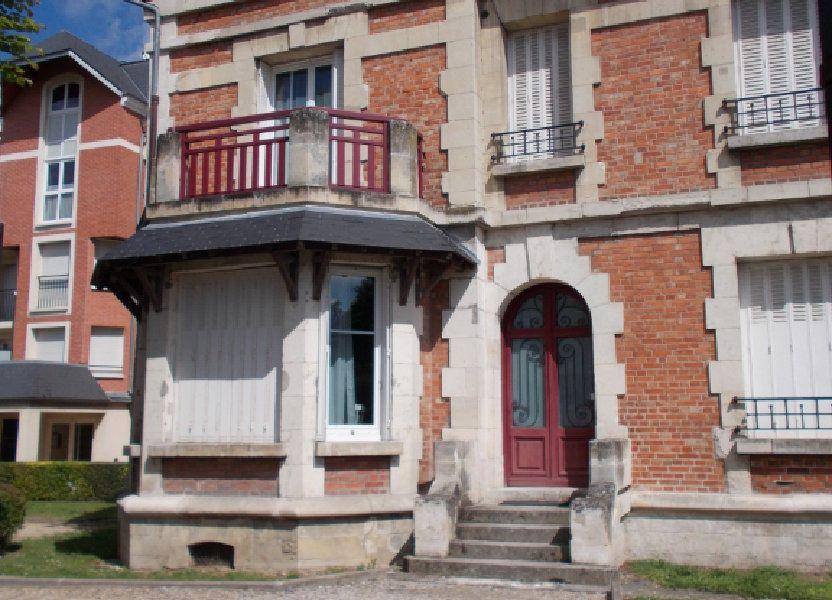 Appartement à louer 50.44m2 à Compiègne