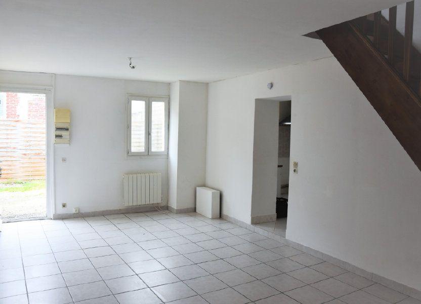 Maison à vendre 70m2 à Cuise-la-Motte