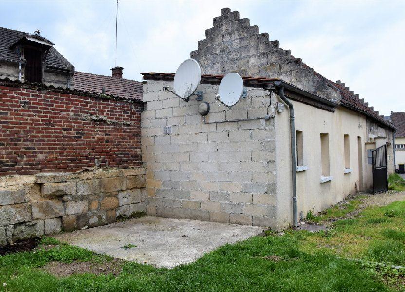 Maison à vendre 116m2 à Cuise-la-Motte