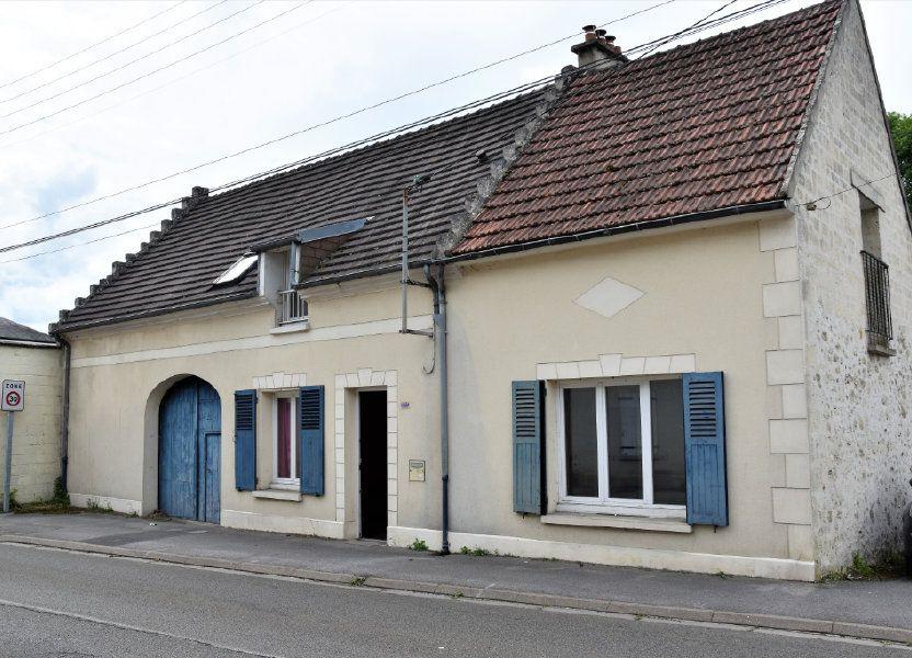 Maison à vendre 125m2 à Cuise-la-Motte