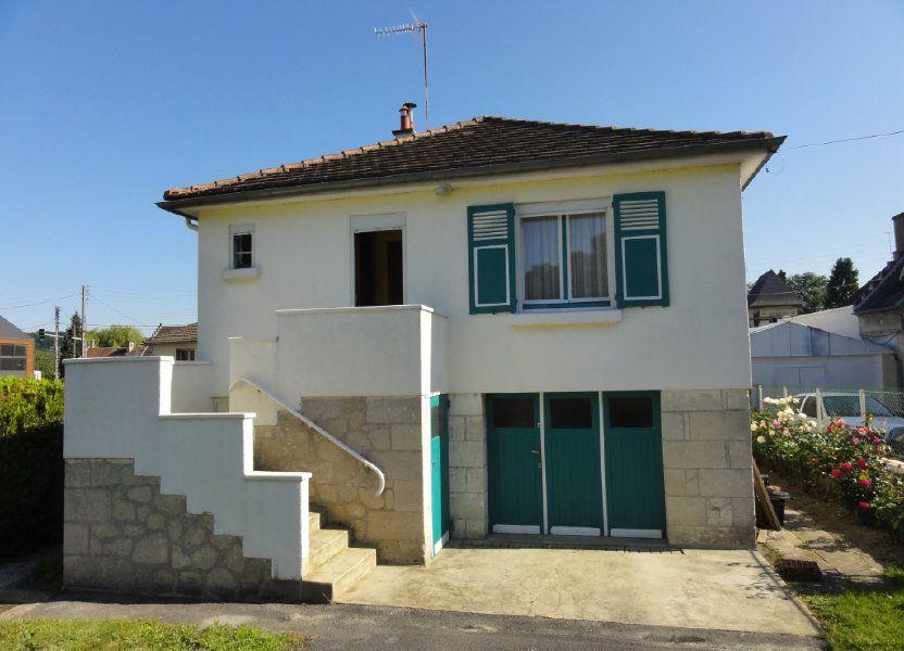 Maison à vendre 64.11m2 à Cuise-la-Motte