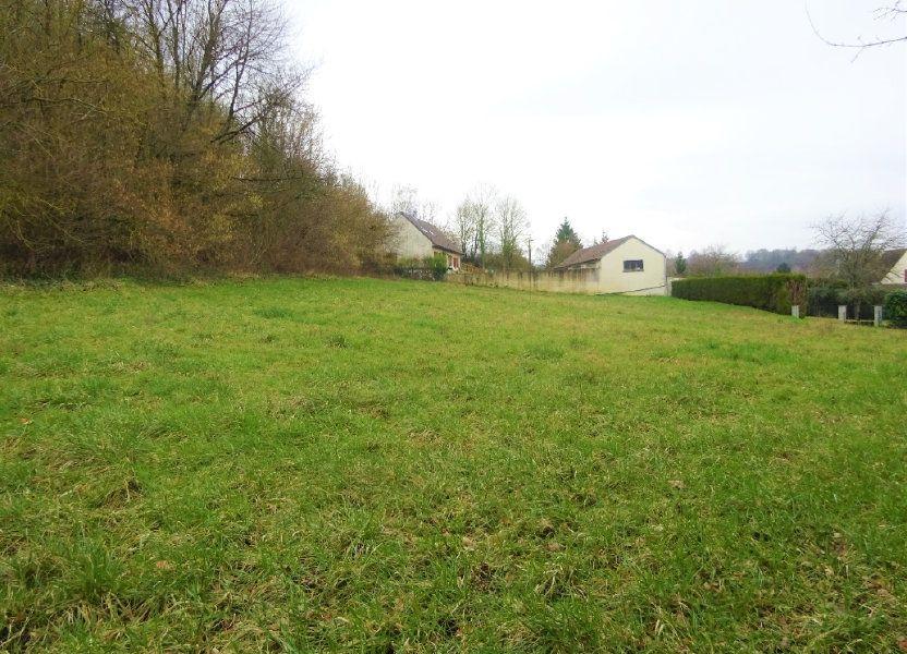 Terrain à vendre 1191m2 à Montigny-Lengrain