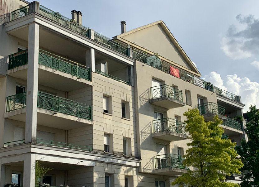 Appartement à louer 48.44m2 à Compiègne