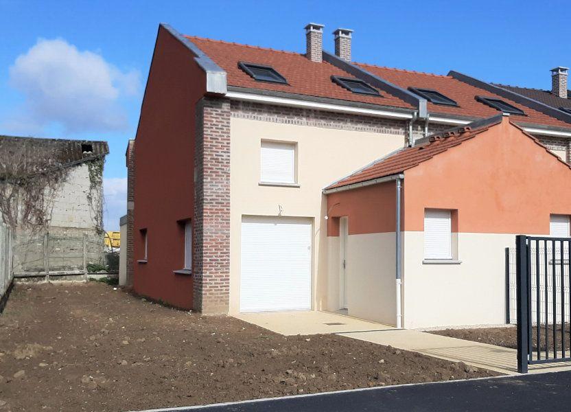 Maison à vendre 97.1m2 à Clairoix
