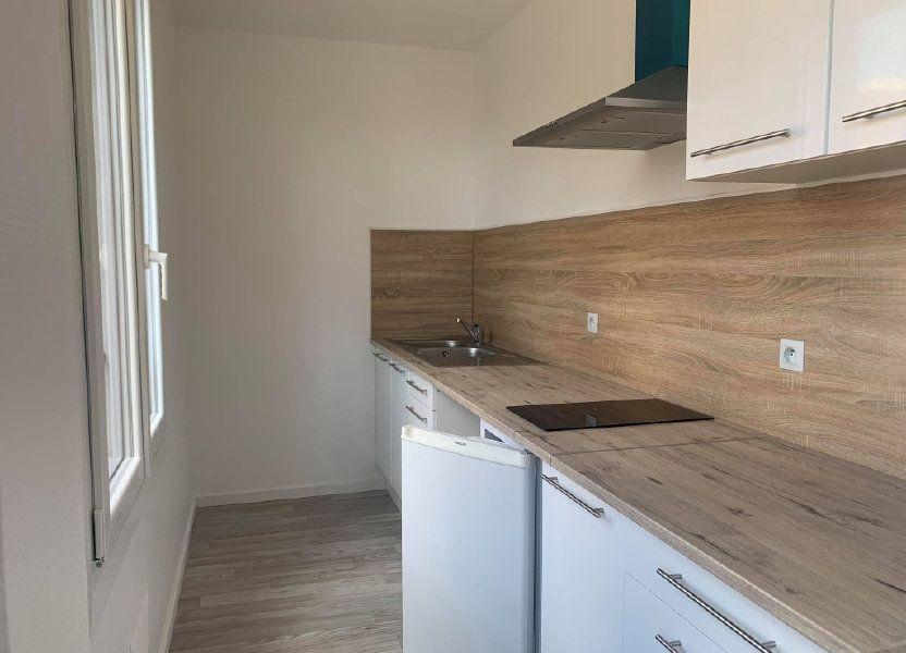 Appartement à louer 28.67m2 à Compiègne