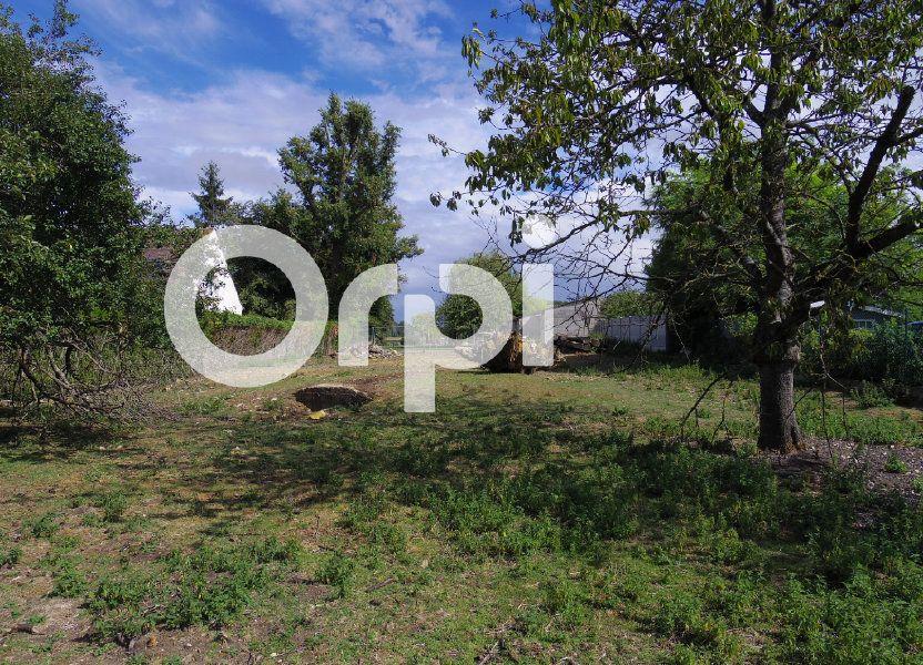 Terrain à vendre 1037m2 à Jaulzy