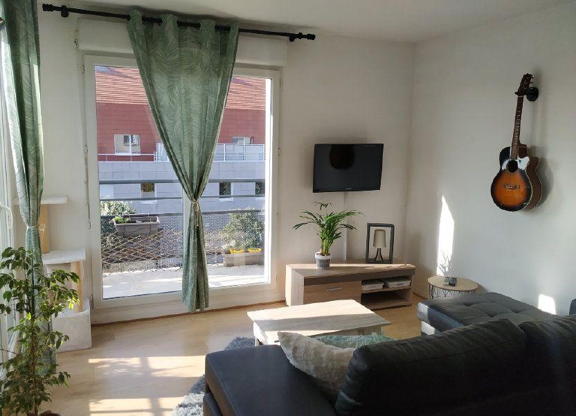 Appartement à louer 50.9m2 à Margny-lès-Compiègne