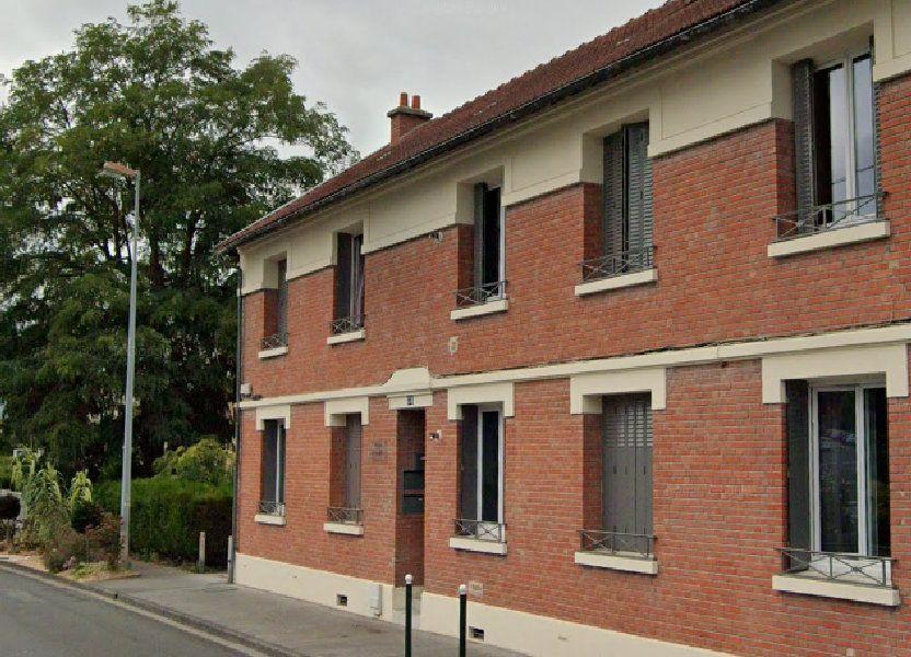 Appartement à louer 38.35m2 à Compiègne