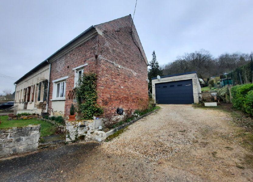 Maison à vendre 90m2 à Cuise-la-Motte