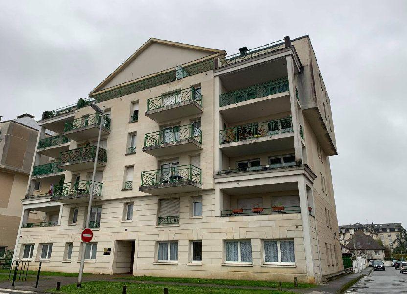 Appartement à louer 29.47m2 à Compiègne