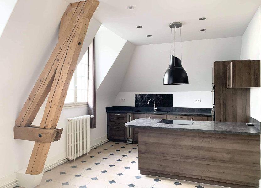 Appartement à louer 100.44m2 à Clairoix