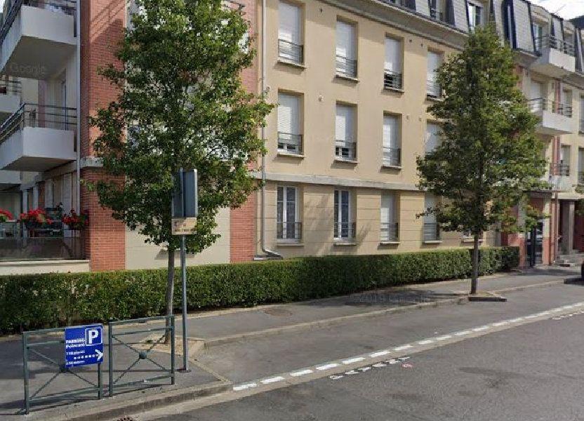 Appartement à louer 28.3m2 à Margny-lès-Compiègne