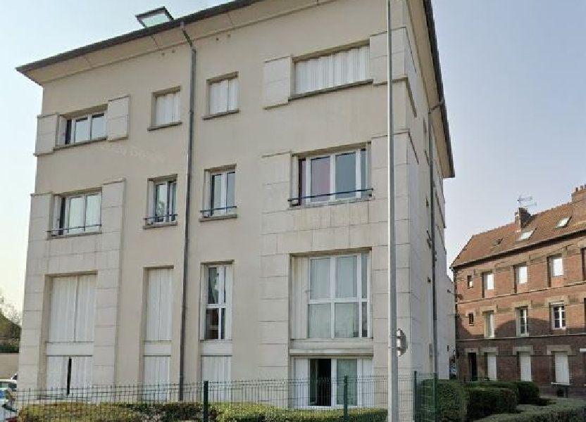 Appartement à louer 36.28m2 à Compiègne