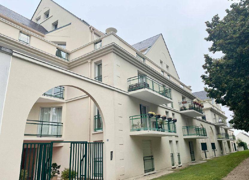 Appartement à louer 32.2m2 à Compiègne