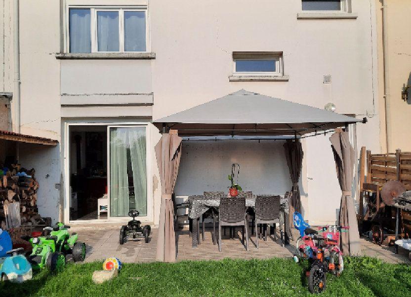 Maison à louer 69m2 à Vic-sur-Aisne