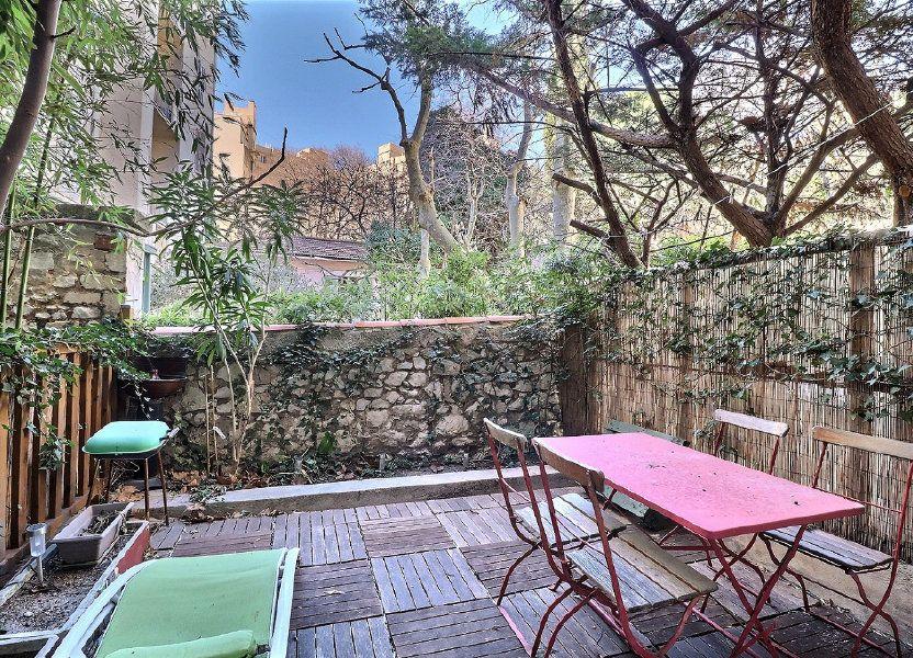 Appartement à louer 34m2 à Marseille 8