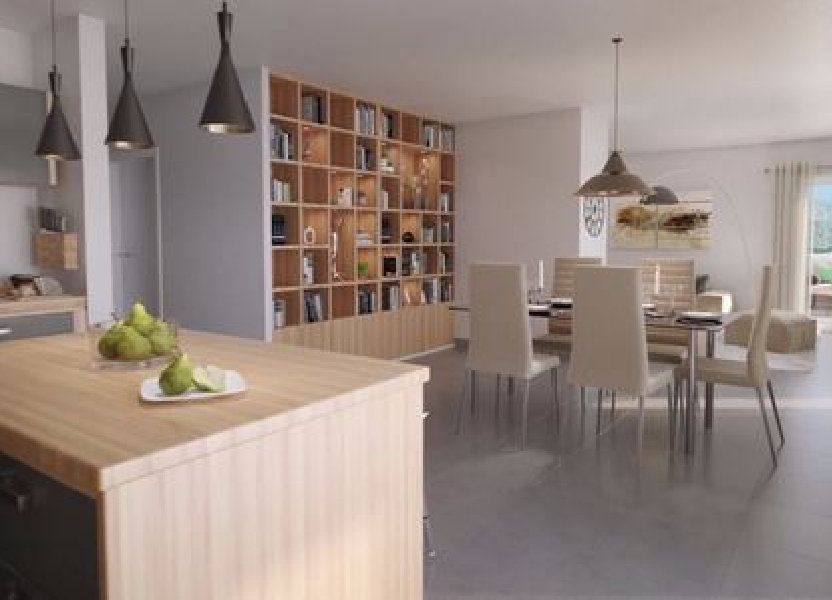 Appartement à vendre 68m2 à Gardanne