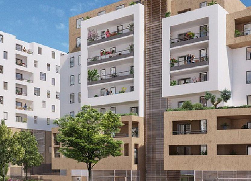 Appartement à vendre 38.55m2 à Marseille 12