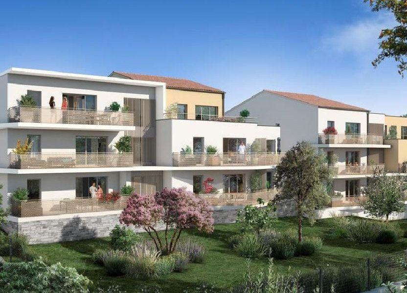 Appartement à vendre 61.98m2 à Meyreuil