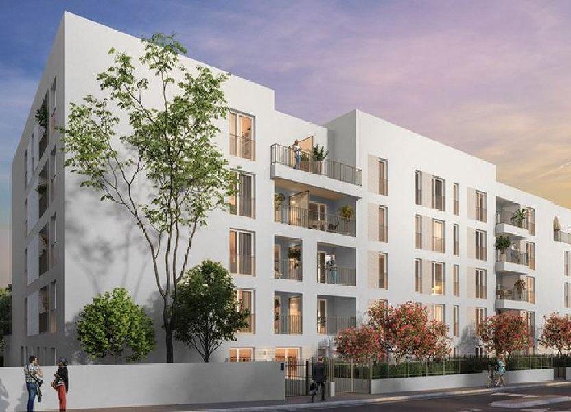 Appartement à vendre 39.33m2 à Marseille 10