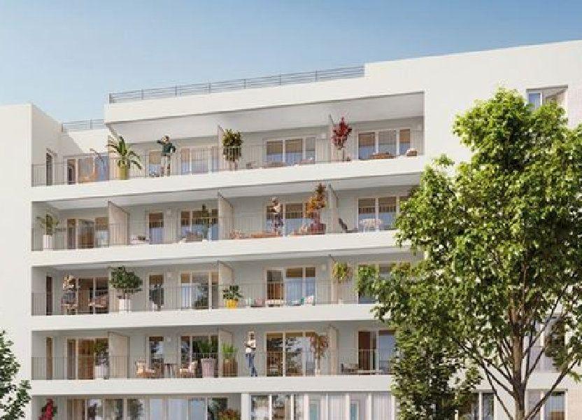 Appartement à vendre 80.94m2 à Marseille 10