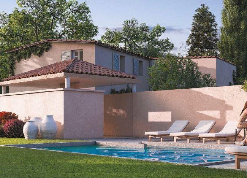 Appartement à vendre 40.25m2 à Aix-en-Provence