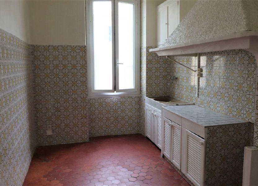 Appartement à louer 37m2 à Marseille 3