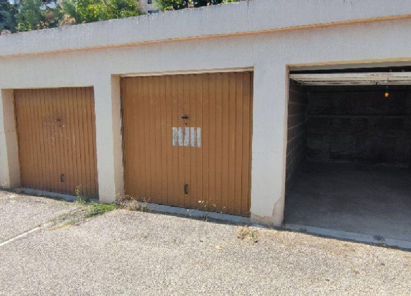 Stationnement à vendre 37.5m2 à Gardanne