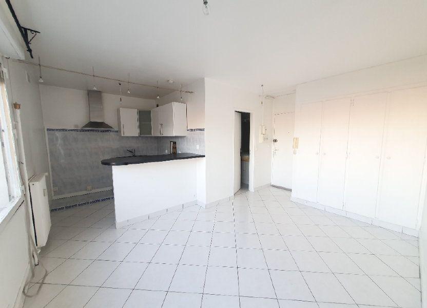 Appartement à vendre 26m2 à Sartrouville