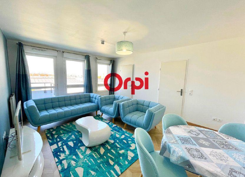 Appartement à vendre 78m2 à Nanterre
