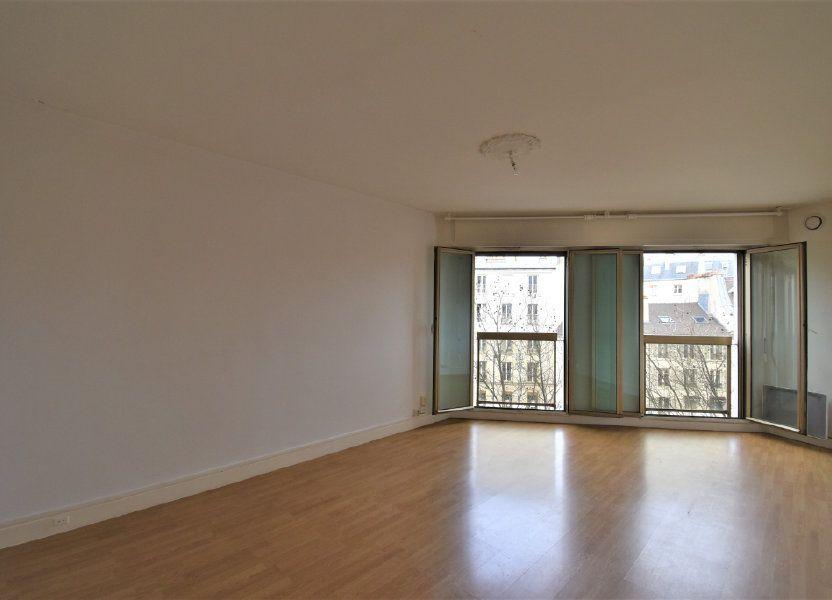 Appartement à vendre 33m2 à Paris 17