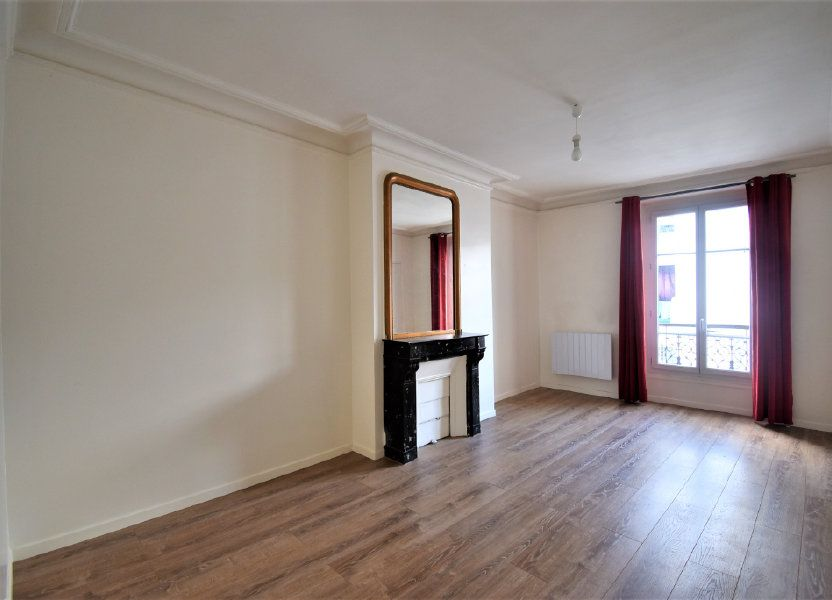 Appartement à vendre 54m2 à Paris 18